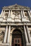 Degli Scalzi della chiesa a Venezia Fotografia Stock
