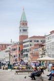 Degli Schiavoni de Riva Imagem de Stock