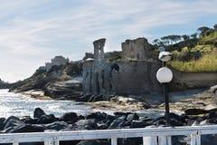 Degli Spiriti de Palazzo em Marechiaro, Nápoles foto de stock royalty free