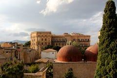 Deglieremiti van San Giovanni, Palermo Stock Fotografie
