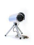degré de sécurité de CCD d'appareil-photo Image libre de droits