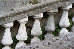 degrés du vieil escalier Image stock