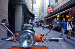 Degraves Street - Melbourne Stock Images