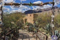 Degrazia Museum. In Tucson Arizona stock images