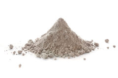 3000 degree Fahrenheit refractory cement Royalty Free Stock Photo