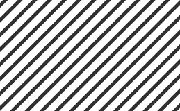 Line pattern 45 degree inclined stock illustration