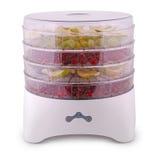 Dehydratatietoestel voor groenten en vruchten (het Knippen weg) Royalty-vrije Stock Afbeeldingen