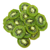 Dehydrated Kiwi Royalty Free Stock Image