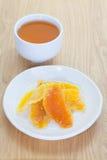 Dehydrated mango Royalty Free Stock Photos