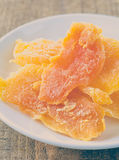 Dehydrated mango Stock Images