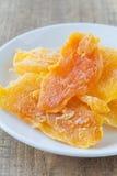 Dehydrated mango Royalty Free Stock Photo