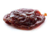 Dehydrated sour cherry Royalty Free Stock Photo