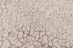 Dehydration. Broken depletion surface land stock photo
