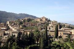 DeiÃ, Mallorca, Espanha Foto de Stock Royalty Free