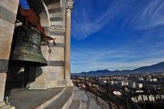dei比萨torre 库存照片