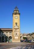 Dei Caduti, Bérgamo, Italia de Torre Imagen de archivo