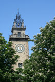 Dei Caduti Bergamo Lombardije Italië van Torre Royalty-vrije Stock Afbeelding