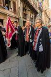 Dei Candelieri Discesa Стоковое Изображение RF