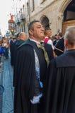 Dei Candelieri Discesa Стоковая Фотография RF