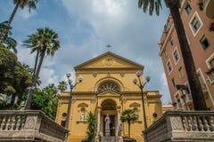 Dei Cappuccini, εκκλησία Chiesa στο SAN Remo, Ιταλία στοκ φωτογραφία με δικαίωμα ελεύθερης χρήσης