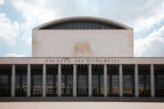 Dei Congressi de Palazzo Photos stock