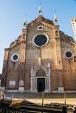 Dei Frari церков ` s St Mary Стоковые Изображения