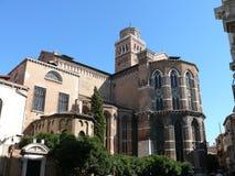 Dei Frari (basílica de la basílica de Frari) Foto de archivo