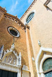 Dei Frari Santa Maria Gloriosa di базилики Стоковая Фотография RF