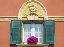 Dei Giovi Passo, дом Стоковое Изображение