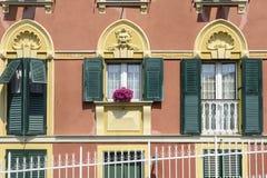 Dei Giovi Passo, дом Стоковое Фото