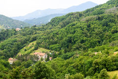 Dei Giovi Passo стоковая фотография