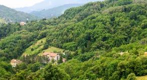 Dei Giovi Passo Стоковое Изображение RF
