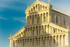 dei Italy miracoli piazza Pisa Fotografia Royalty Free
