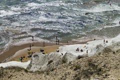 dei krajobrazowy scala turchi Obraz Stock
