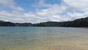 ` 01 dei laghi e delle lagune del ` Fotografie Stock