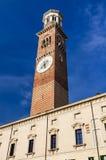 Dei Lamberti de Torre, Verona Fotos de Stock
