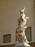 凉廊dei Lanzi 免版税库存照片