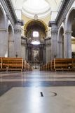 Dei Martiri Angeli ε degli της Σάντα Μαρία Στοκ φωτογραφία με δικαίωμα ελεύθερης χρήσης