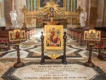 Dei Martiri Angeli ε degli της Σάντα Μαρία Στοκ Εικόνες