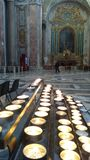 Dei Martiri Angeli e degli BasÃlica Марии, аркада Republica, Рим Лацио, Италия 2016 Стоковое Изображение RF