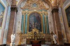 Dei Martiri di Angelus e di degli di Santa Maria dei Di della basilica Fotografia Stock Libera da Diritti
