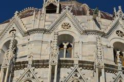 Dei Miracoli аркады, классическая архитектура, ориентир ориентир, здание, историческое место Стоковые Изображения RF