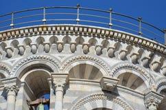 Dei Miracoli аркады, ориентир ориентир, историческое место, классическая архитектура, свод Стоковое Фото