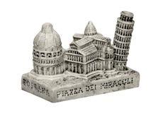 dei miracoli piazza Pisa Zdjęcia Royalty Free