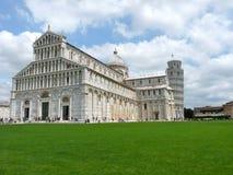 Dei Miracoli, Pisa, Italia della piazza Fotografia Stock