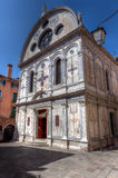 Dei Miracoli Santa Maria, Венеция, Италия Стоковое фото RF