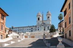 Dei Monti de Trinita Imagem de Stock Royalty Free
