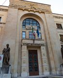 Dei Mutilati Palazzo в Вероне, Италии стоковая фотография