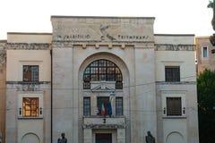 Dei Mutilati Palazzo в Вероне, Италии стоковое изображение