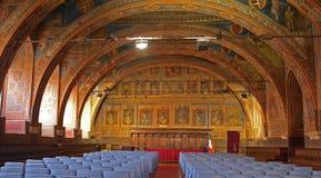 Dei Notari Sala Стоковые Изображения RF